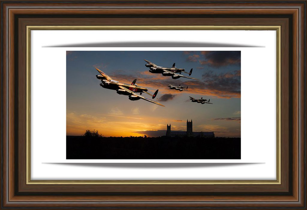 2-lancasters-over-lincoln_F