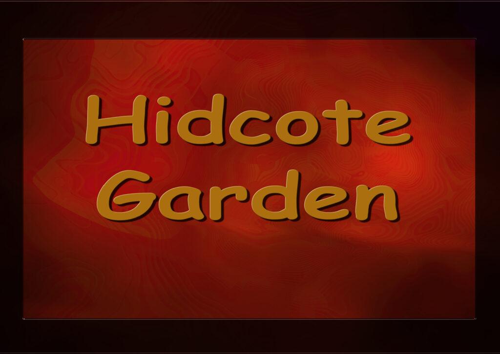 hidcote